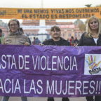 En los primeros cinco meses del año 115 mujeres fueron asesinadas y se cometieron seis transfemicidios